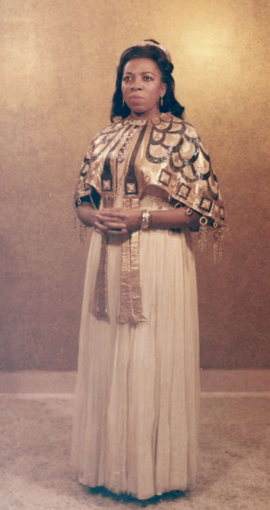 1968 Aida Seattle Opera (c) Des Gates